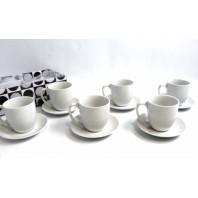 Tējas komplekts (6+6) 200ml faj